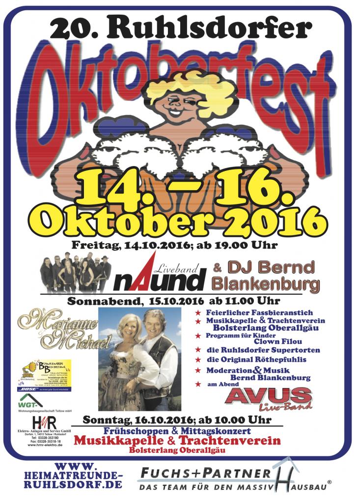20. Oktoberfest 2016